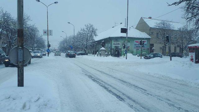 ulica JNA
