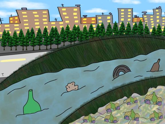 Брдо од 18 метара смећа у равници: Више од пет деценија угрожавања животне средине и здравља грађана Панчева